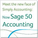 Simply Accounting is now Sage 50